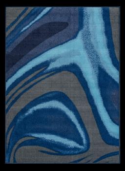 Teppich Wellen abstrakt
