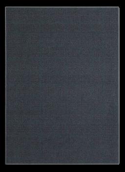 Teppich grau mit roten Punkten