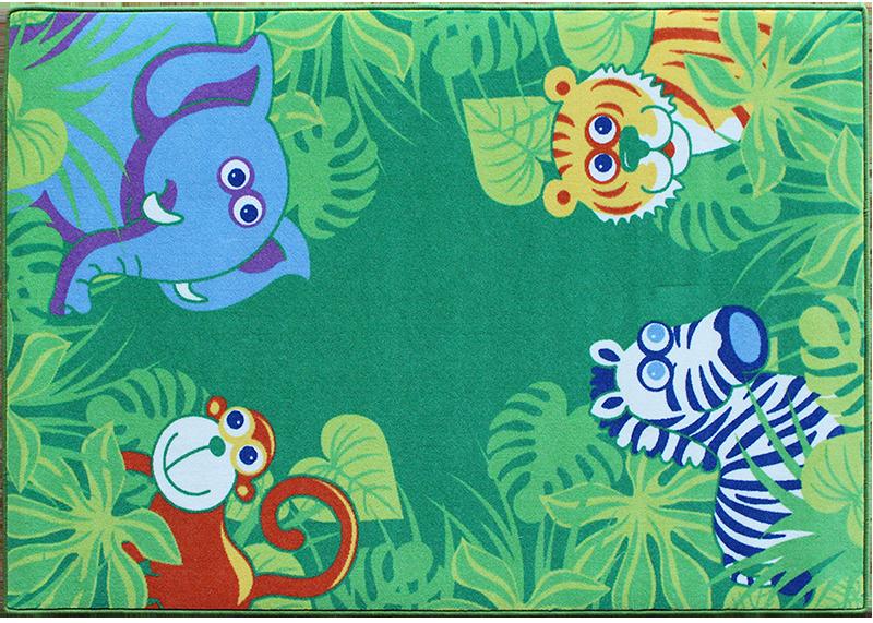 Teppich Dschungel