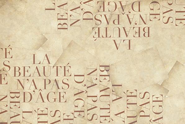 Vintage Schrift 14