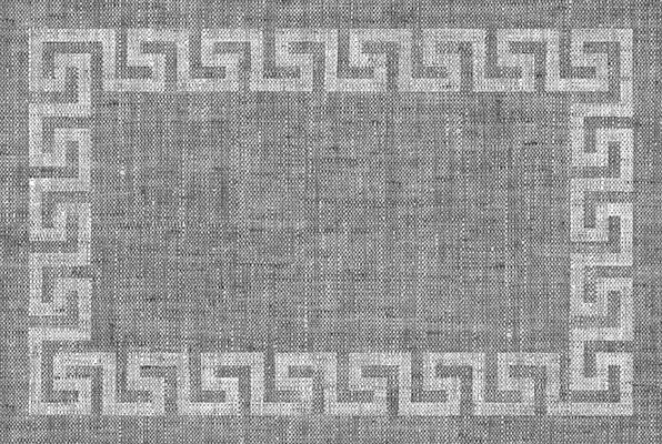 Bordürenteppich 19
