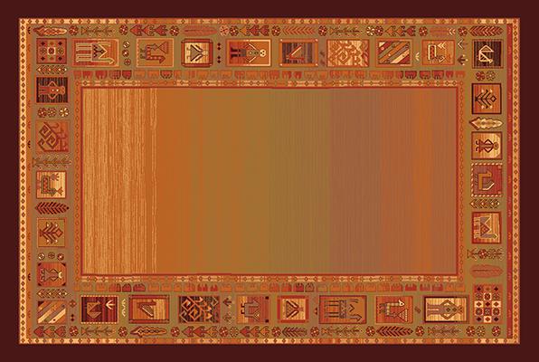 Bordürenteppich 25
