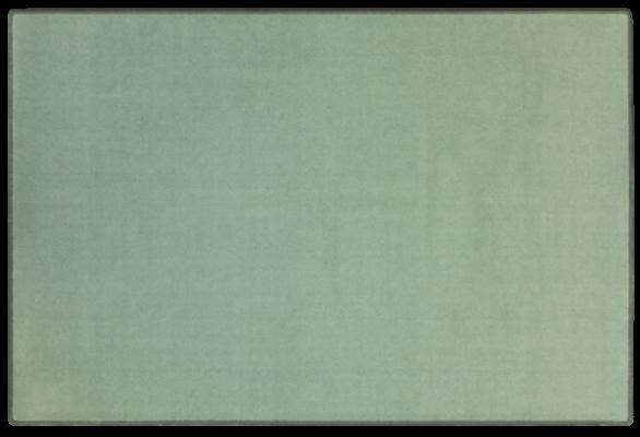 Wollteppich graugrün